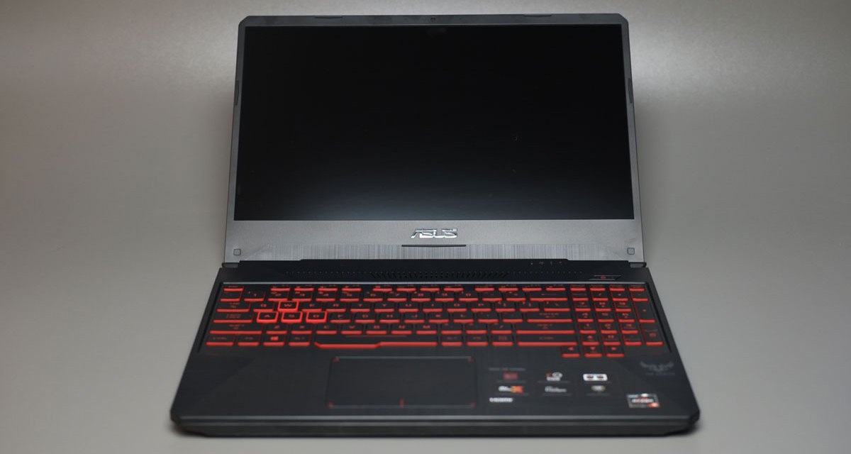Review | ASUS TUF Gaming FX505DY Laptop
