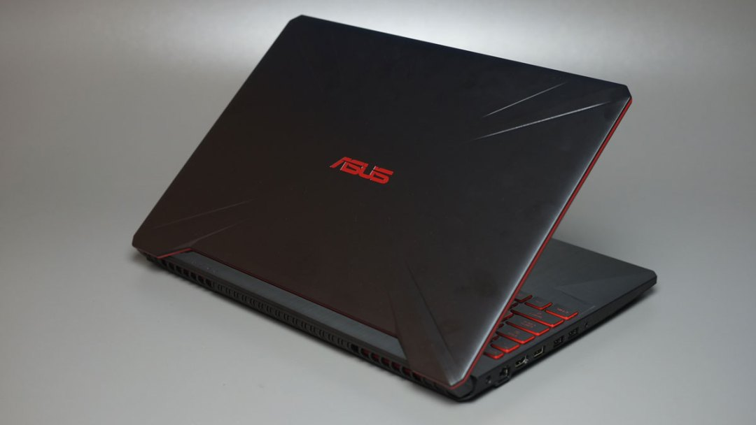 ASUS TUF Gaming FX505DY Photos (8)