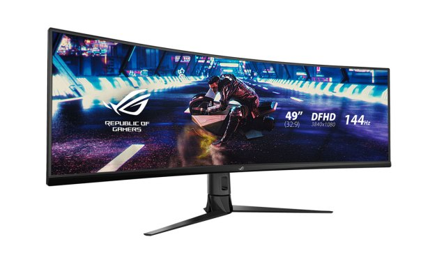 ASUS Showcases Bigger and Faster Gaming Monitors for 2019