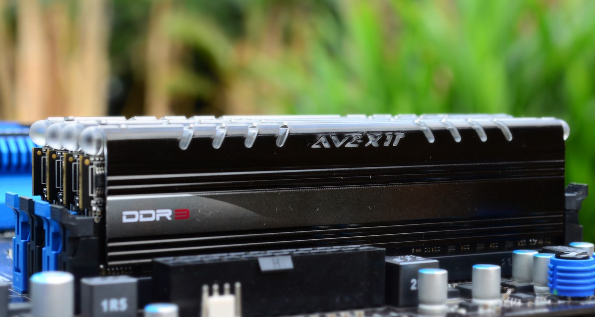 AVEXIR Core Series DDR3 2666MHz 16GB Memory Kit Review