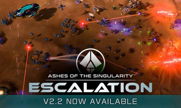 Ashes of the Singularity Escalation v2.2 Update Now Available