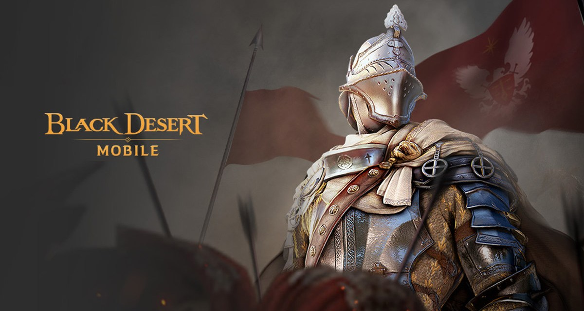 Black Desert Mobile Gets Guild War Mode Along With Extra Updates