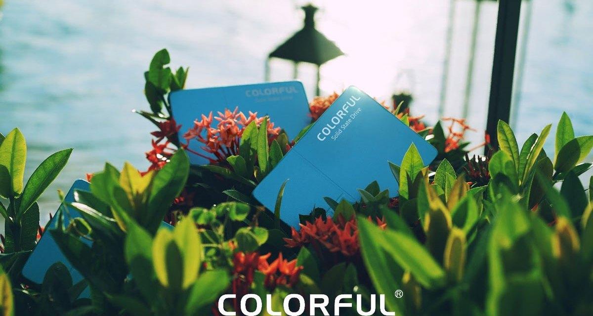 COLORFUL Brings Back SL500 960GB Summer Edition SSD