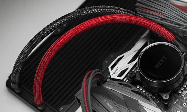 CableMod's AIO Sleeving Kit Lets You Sleeve Your Cooler With Ease