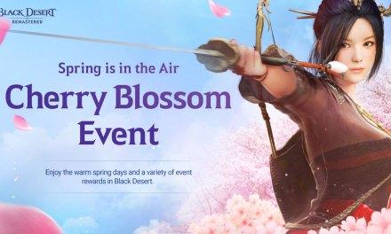 Cherry Blossom Event 2020 Arrives inBlack Desert SEA