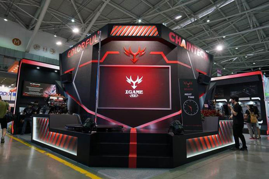 COLORFUL at COMPUTEX 2017 Showcases Gaming Products