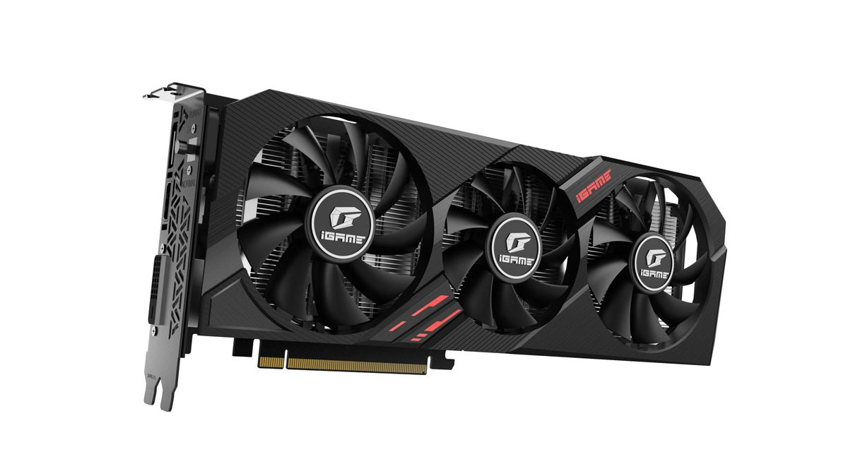 COLORFUL Debuts iGame GeForce GTX 1660 Ultra 6G