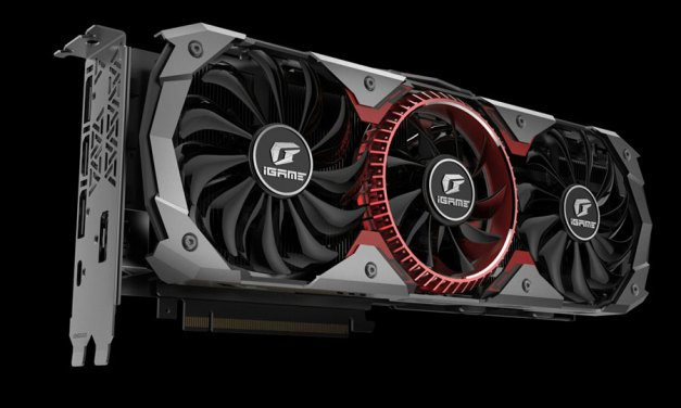 COLORFULAdds GeForce RTX ModelsInto their ADSeries
