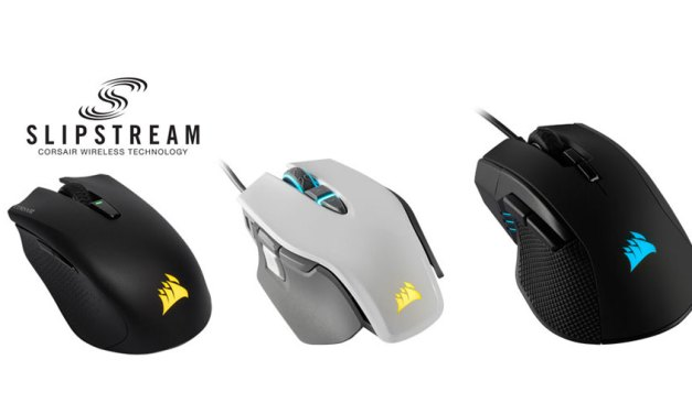 Corsair Introduces Slipstream Wireless Technology