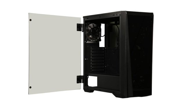 DIYPC Introduces Affordable Tempered Glass Trio-GT-RGB Chassis
