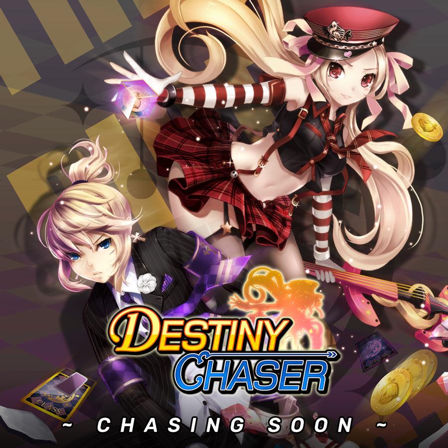 Destiny Chaser RPG PR (1)