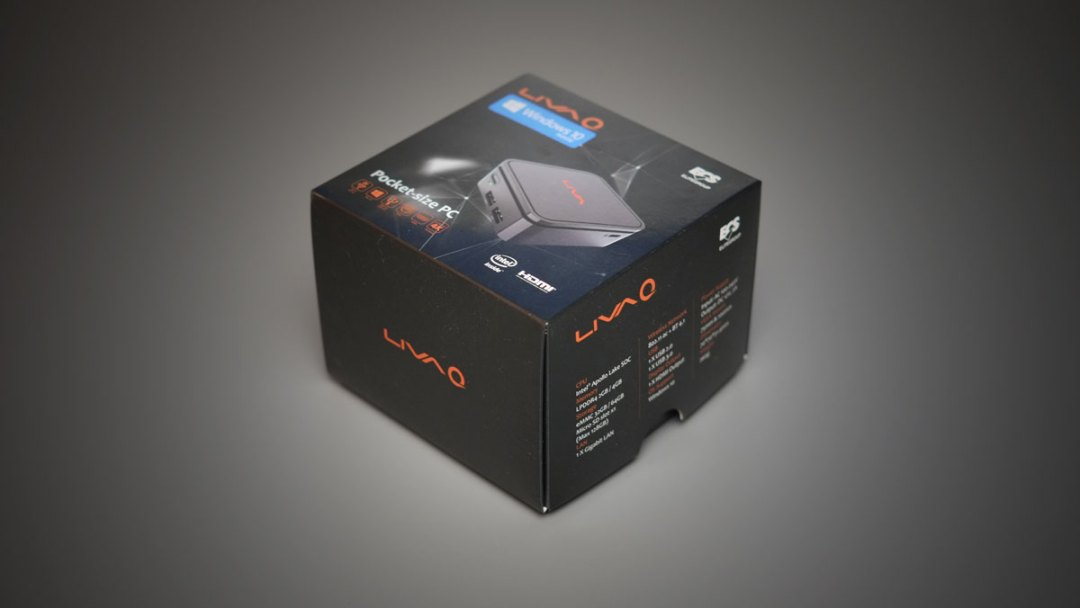 ECS LIVA Q 4K Mini PC (1)