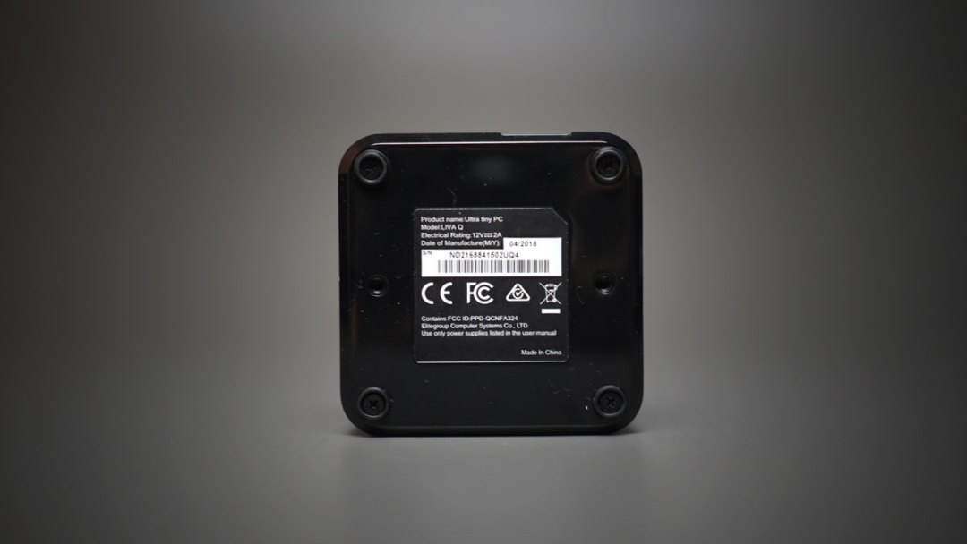 ECS LIVA Q 4K Mini PC (5)