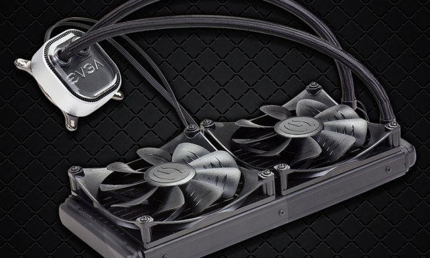 EVGA Enters The Liquid Cooling Market With The CLC120 and CLC280 Coolers