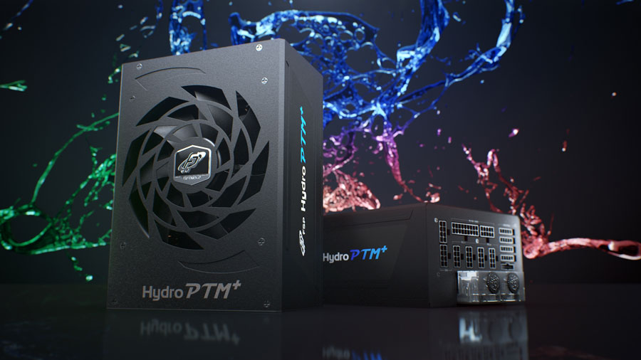 FSP and Bitspower Announces The Hydro PTM+ 1200W PSU