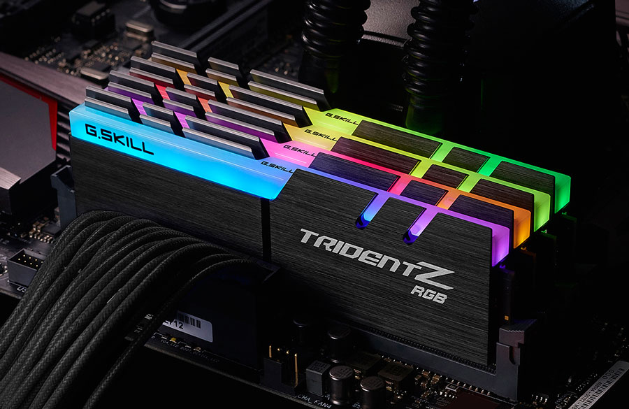 G.SKILL Releases Ultra Low Latency CL17 Trident Z RGB DDR4 4266MHz Kits