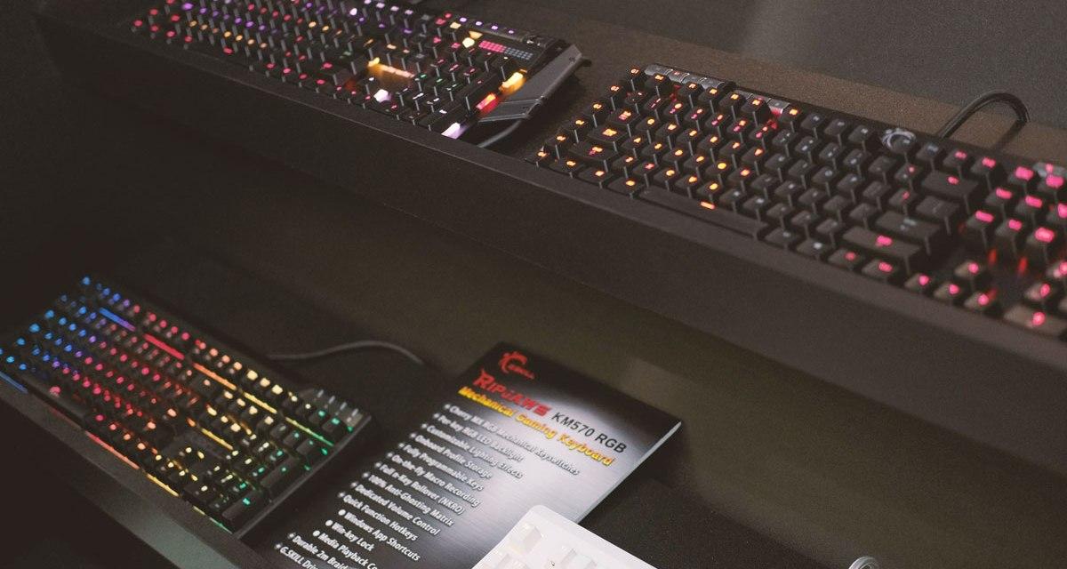 A Look At G.Skill's Upcoming Gaming Gears From COMPUTEX