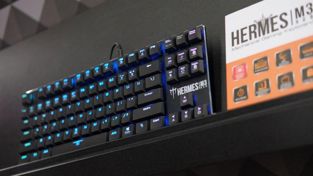 GAMDIAS Computex 2018 Keyboard (4)