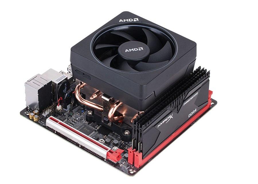 GIGABYTE Readies The AB350N-Gaming WIFI AM4 ITX Motherboard