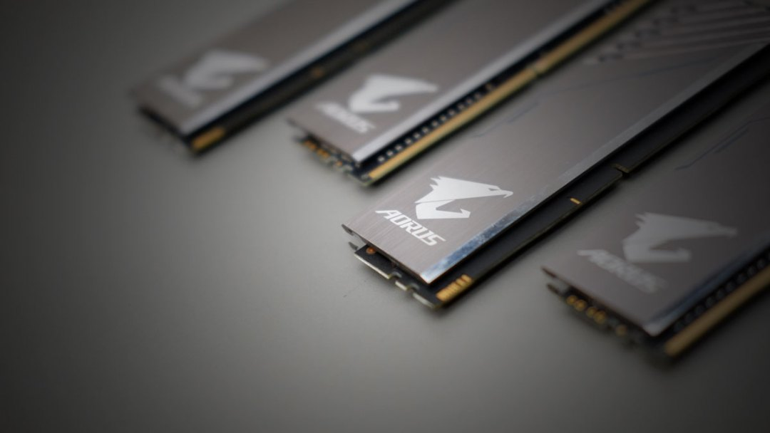 Review | GIGABYTE AORUS RGB Memory 3200MHz 16GB DDR4 | TechPorn