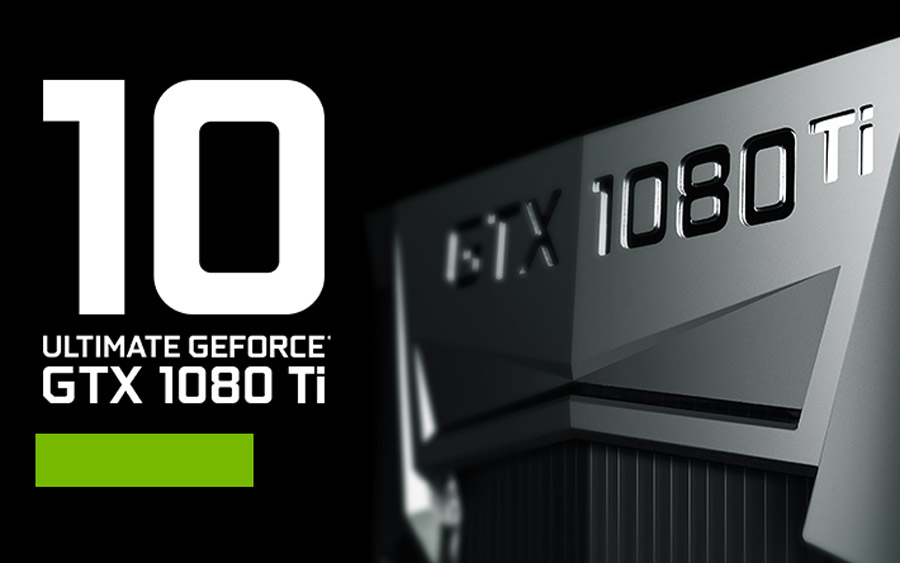 Nvidia GeForce GTX 1080 Ti 11GB Announced at $699