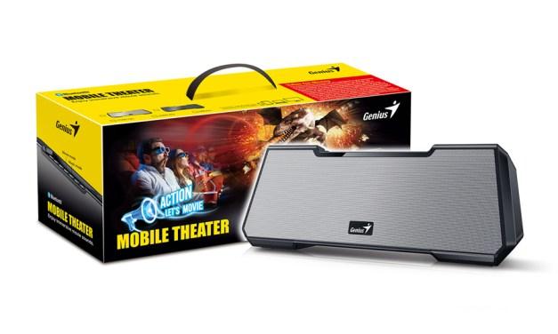 MSI-ECS Announces Genius MT-20 Speaker Availability