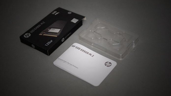HP EX900 SSD Review (2)