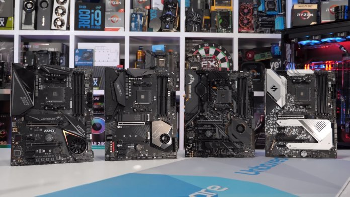 Hardware Unboxed $200 X570 Motherboard VRM (6)