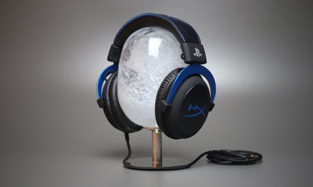 Review | HyperX Cloud PS4 Gaming Headset