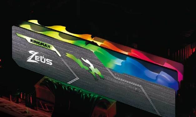 KINGMAX Reiterates Gaming Products at COMPUTEX 2018