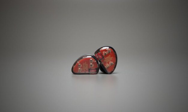 Review   KZ AS10 5BA HiFi Stereo IEM with Mic