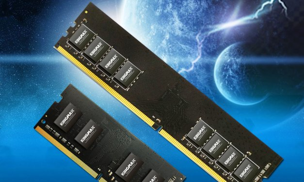 Kingmax Announces DDR4-2666 Series Memory Modules