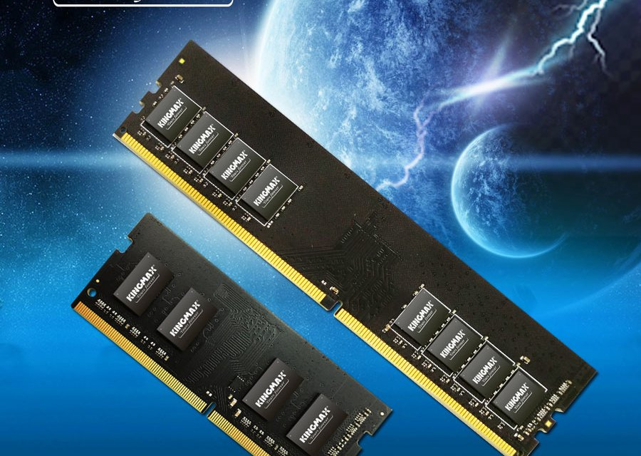Kingmax Announces DDR4-2666 Series Memory Modules