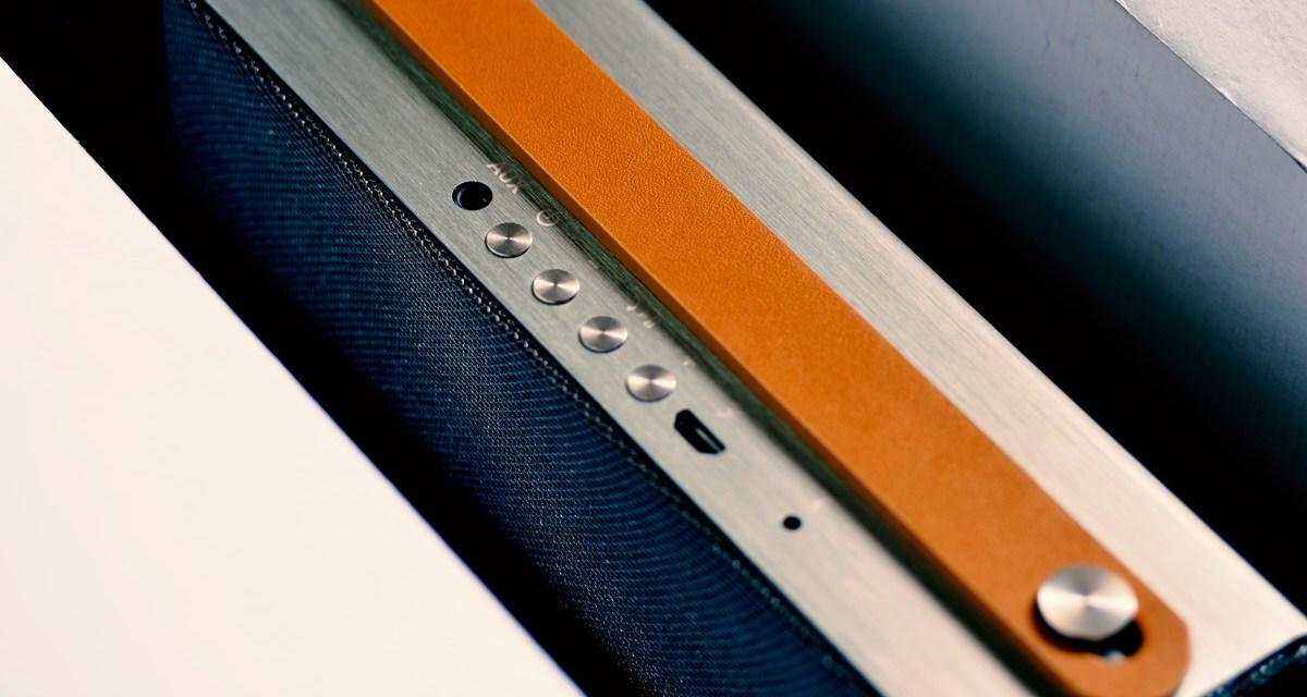 LUXA2 Groovy Wireless Stereo Speaker Review