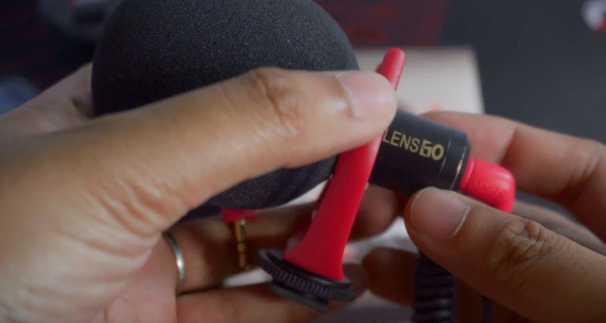 Review | Lensgo LYM-DMM1 Condenser Microphone