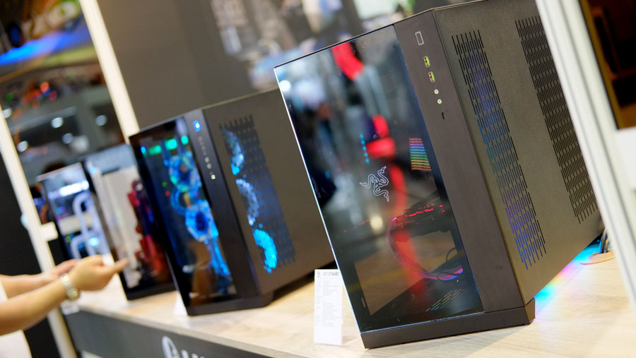 Lian Li PC-O11 Razer Edition Spotted at COMPUTEX 2018
