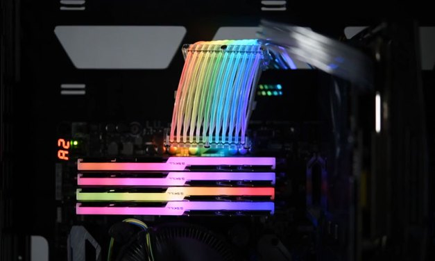 Lian Li Strimer is the World's First RGB Power Cable