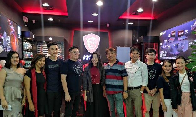 MSI Gaming Opens Concept Store at Clark Pampanga