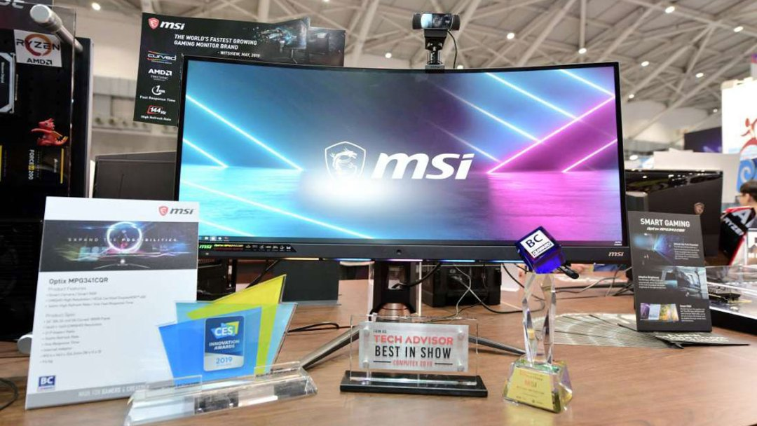 Our MSI Gaming Experience at Computex 2019 | TechPorn