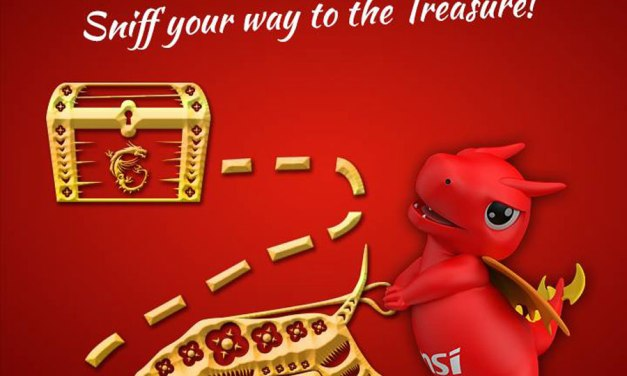 MSI Gaming PH Treasure Hunt Promo Is On