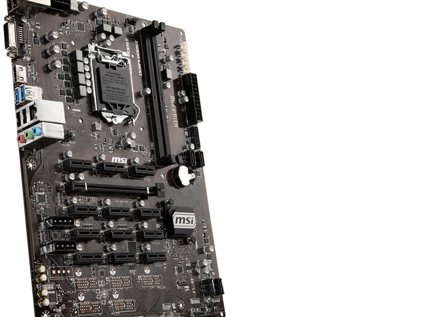 MSI Details Their H370, B360 and H310 Motherboards