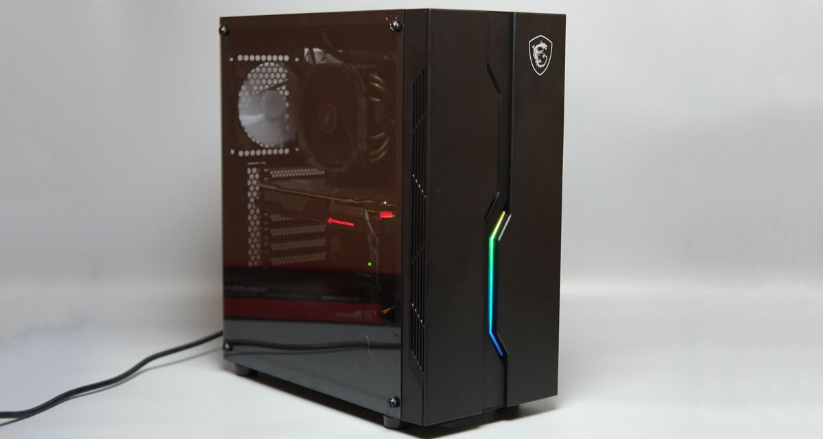 Review | MSI MAG VAMPIRIC 010 Mid-Tower Case