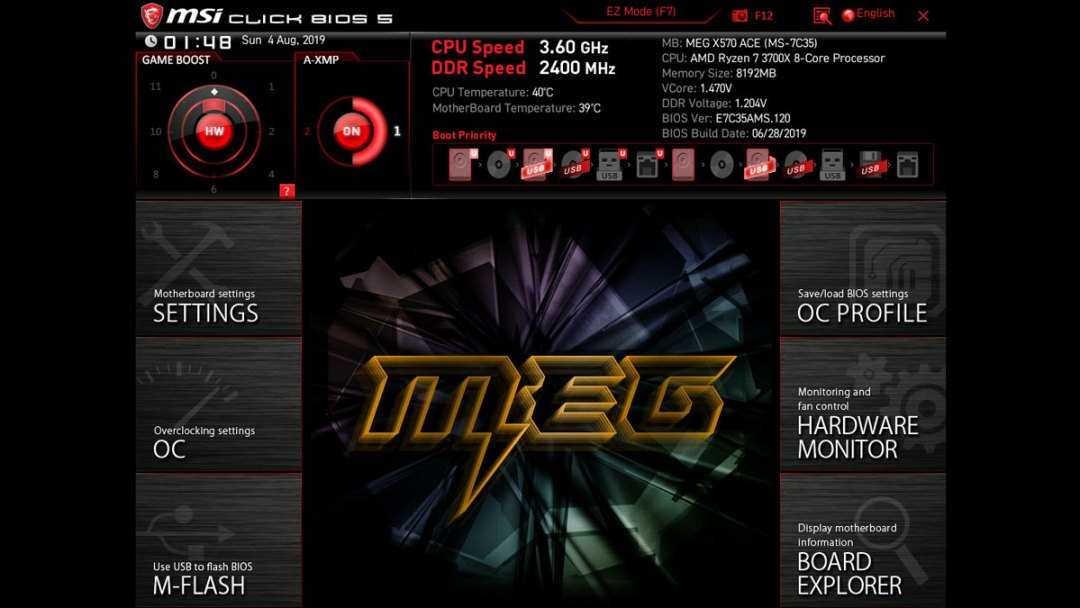 MSI MEG X570 Ace UEFI BIOS (1)