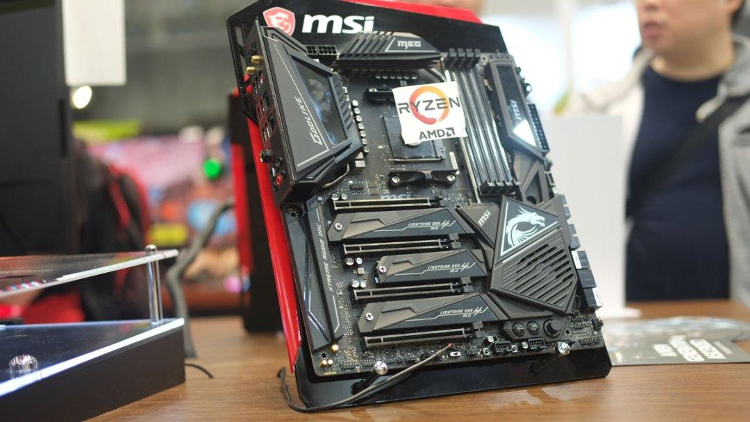 MSI X570 Model Line up (3)