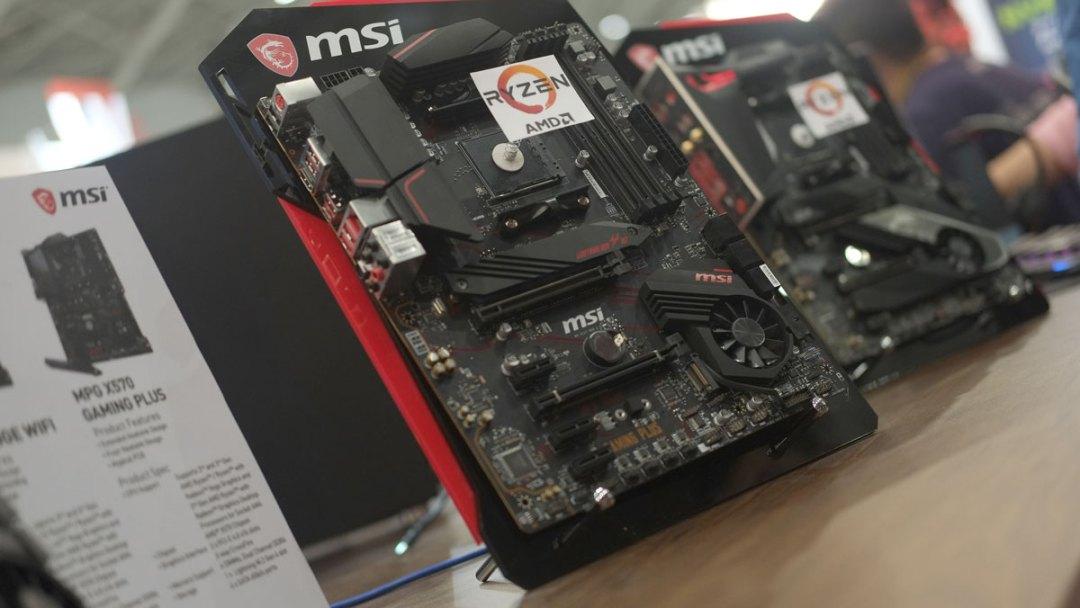 MSI X570 Model Line up (5)