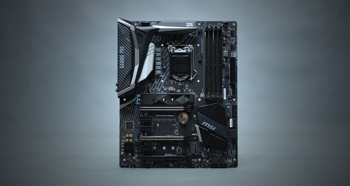 Review | MSI Z370 Gaming Pro Carbon AC Motherboard