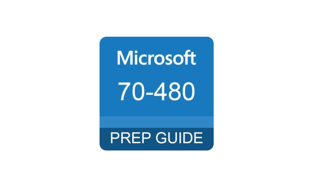 Complete Preparation Guide for Microsoft 70-480 Exam