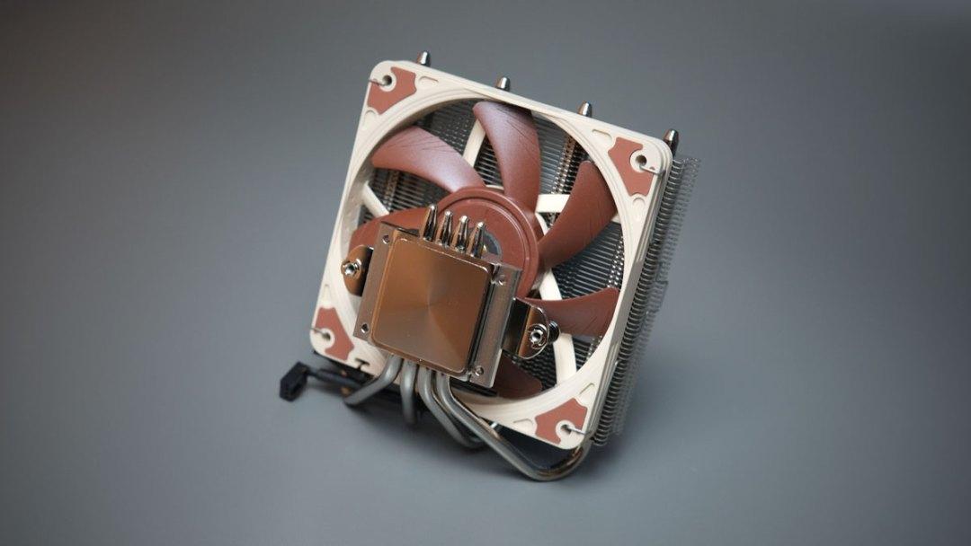 Noctua NH-L12S Low Profile Cooler (7)