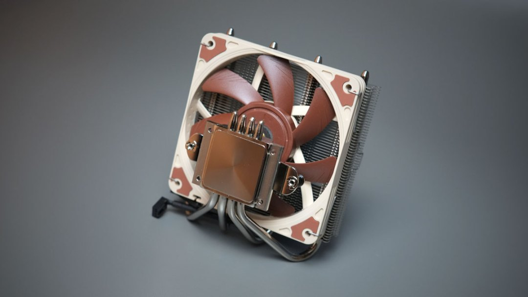 Noctua NH-L12S Low Profile Cooler (7)