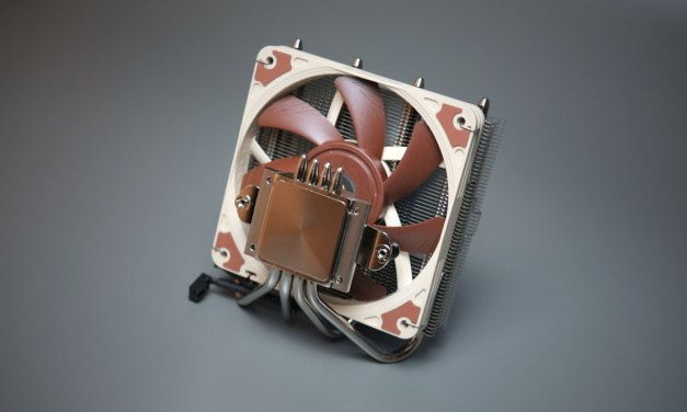 Review | Noctua NH-L12S Low Profile CPU Cooler